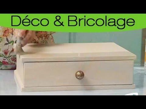 repeindre un meuble en bois laque blanc