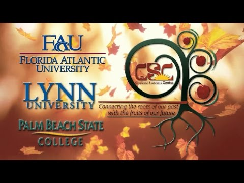Chabad Student Center - FAU, LYNN University, Palm Beach State College