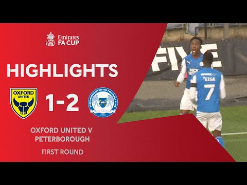 Oxford Utd Peterborough Goals And Highlights