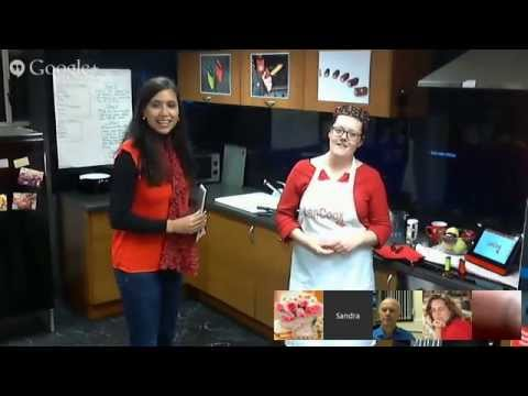 LANCOOK European Digital Kitchen online cafe: Language Learning and cooking with technology!