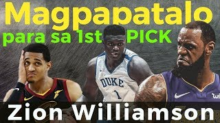 Cavaliers: Magpapa kulelat para ma-draft si Zion Willamson? - The NEXT Lebron James