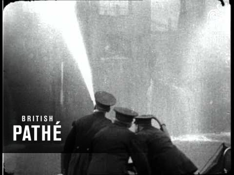 London's Biggest Blaze (1924)