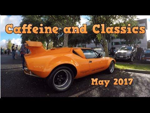 Caffeine and Classics May 2017