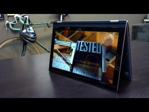 Review: Lenovo Ideapad Yoga 13 Laptop