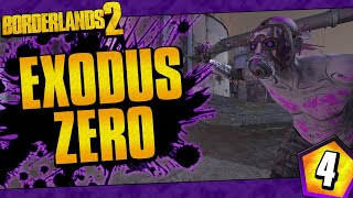 Borderlands 2 | Exodus Mod Zero Funny Moments And Drops | Day #4