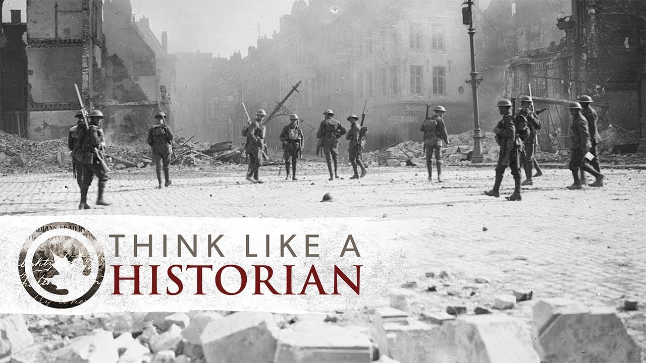 Think Like a Historian: The Last Hundred Days