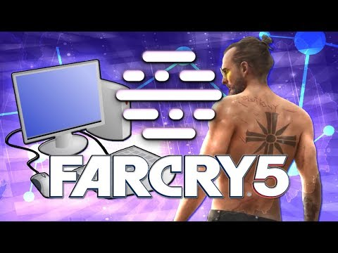 How To Play Far Cry 5 Without a Gaming PC Using Parsec