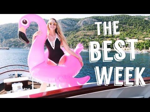 THE BEST WEEK of My Life // Croatia YachtLife LBW Travel  ♥ stephaniemaii ♥
