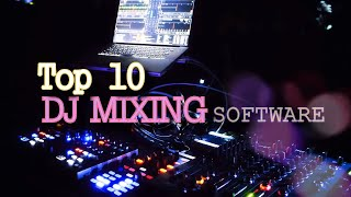 Paupas Audiophile - Top 10 DJ Mixing Software  (FREE DL LINKS)
