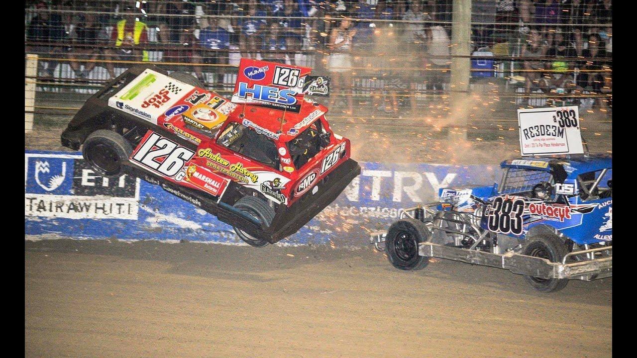 Stock Car Racing Nz