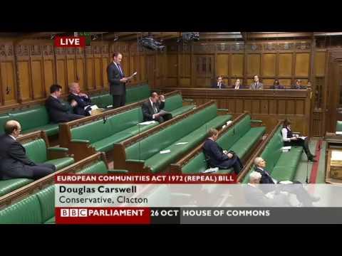 Douglas Carswell repeal