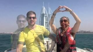 Palm Jumeirah Boat Trip