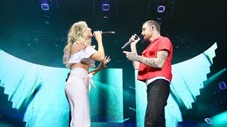 Liam Payne y Sofia Reyes ~ Four You (Los 40 Principales | Primavera POP 2018) HD Video