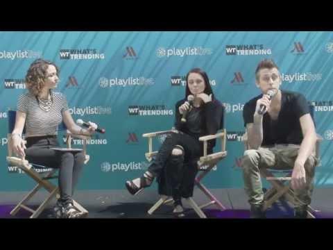 Shira Lazar - Roman Atwood & Brittney Smith live @ Playlist Live DC
