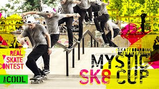 COOLfeed: MYSTIC SK8 CUP 2019