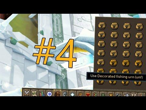 RuneScape Money Making - #4 Making Decorated Fishing Urns