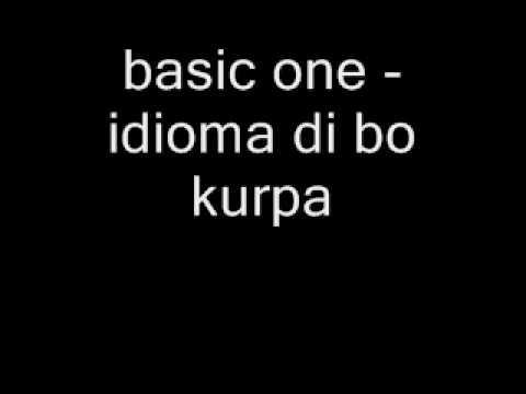 basic one - idioma di bo kurpa