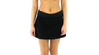 Sugoi Women's Verve Running Skirt | SwimOutlet.com