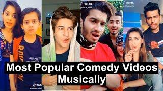 Most Popular Musically Videos of February | Team 07, Manjul, Jannat, Avneet, Aashika
