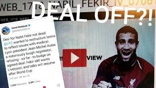 FEKIR DEAL OFF!?? | Liverpool Transfer News Latest