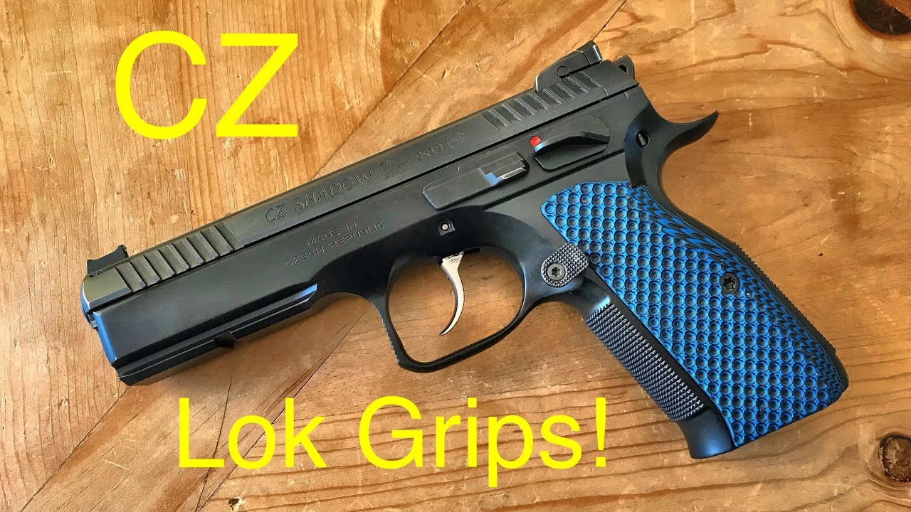Lok Grips - Amazing Quality Grips At An Affordable Price!