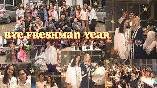 my last college finals vlog! (freshman year)