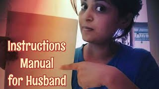 Husband Baby Day out: Instructions Manual from Wife. Mother