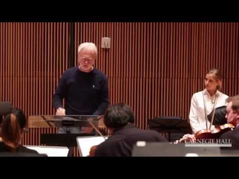 How to Shape a Piece as a Conductor, ft. John Adams