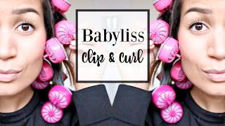 Nailed it or Failed it? | Babyliss Clip 'n Curl + GIVEAWAY!