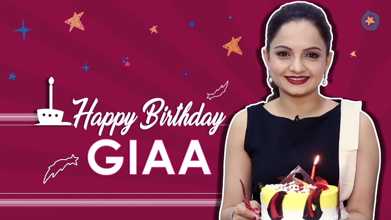 Giaa Manek Celebrates Her Birthday And Unwraps Gifts With India Forums | Exclusive