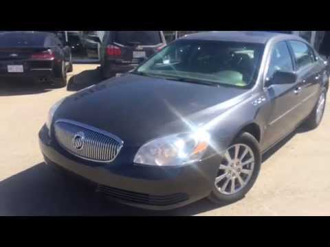 USED 2009 Buick Lucerne CXL | For Sale Near Calgary | Davis Chev | Airdrie AB