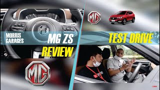 MG ZS REVIEW and TEST DRIVE  |  Morris Garages Indonesia