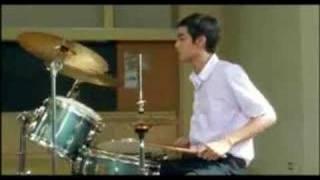 Drums Scene in Season Change