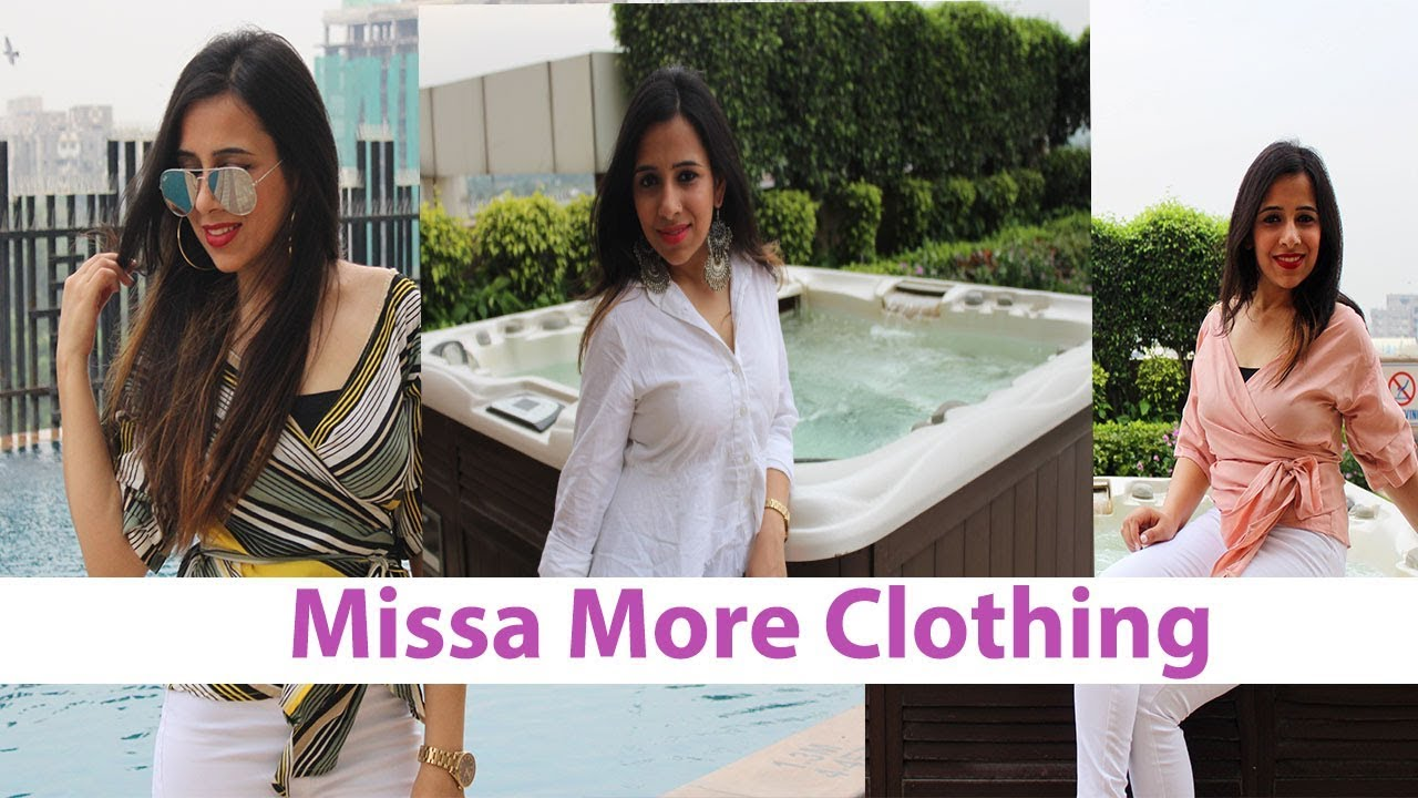 Missa more clothing coupons
