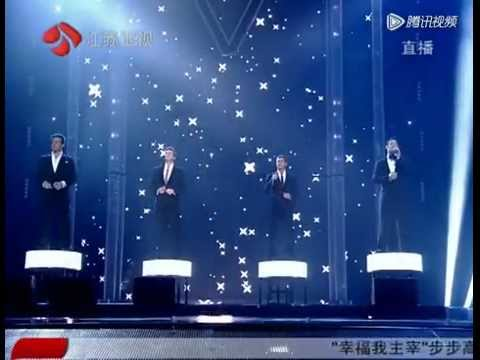 Il Divo - You Raise Me Up  31/12/2011 China