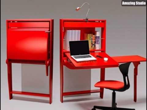 rote platzsparende m bel interessante ideen f r diy youtube. Black Bedroom Furniture Sets. Home Design Ideas