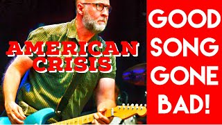 "REVIEW: Bob Mould ""American Crisis"" (When great songs go bad!)"