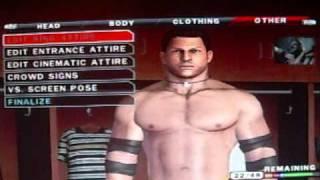 Hoe maak AJ Styles voor SvR 2010