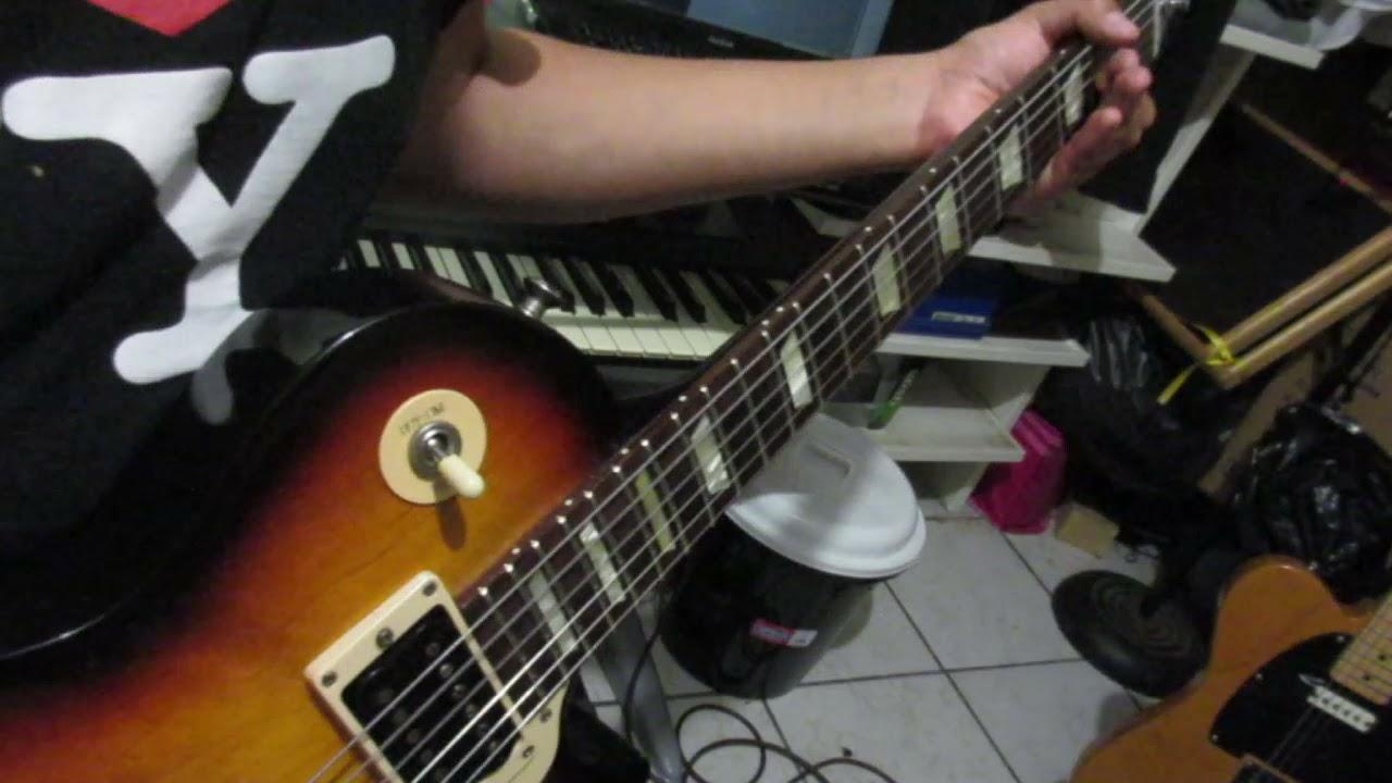 Fade To Black Kirk Hammett Metallica guitar performance por David Alpízar 🤘☠️🇲🇽🎸