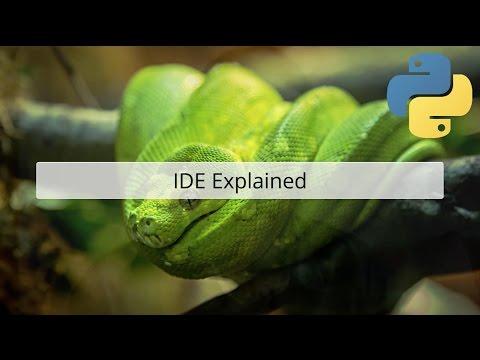 Python IDEs Explained