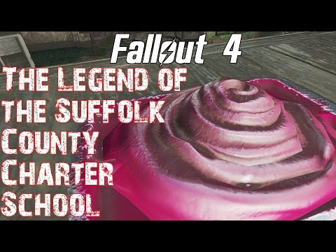 Fallout 4- The Legend of the Suffolk County Charter School
