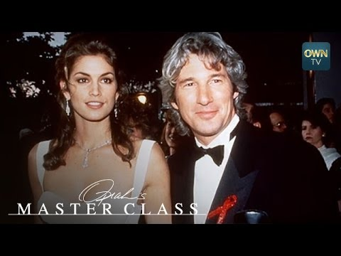 First Look: Cindy Crawford on Her Marriage to Richard Gere | Master Class | Oprah Winfrey Network