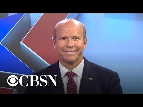 John Delaney talks 2020 presidential run on CBSN