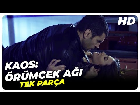 Kaos: Örümcek Ağı (2012 - HD) | Türk Filmi