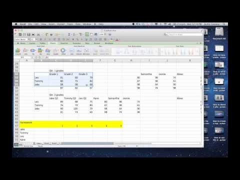 How to Create Line Graphs With Two Groups in Microsoft Excel : Excelling at Microsoft Excel