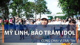 Mỹ Linh, Bảo Trâm Idol cùng Chạy vì trái tim | VTC1