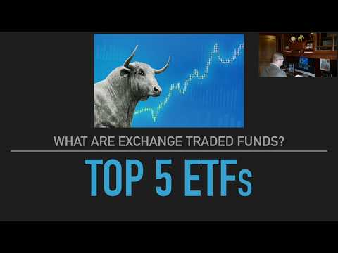 Top 5 ETFs To Buy | Best Exchange Traded Funds For Financial Freedom