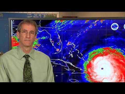 Hurricane Irma slams Caribbean, heads for Florida