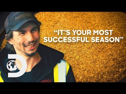 Parker Hits More Than $10 Million In Gold This Season! | Gold Rush | Season 10