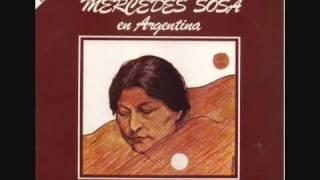 Mercedes Sosa en Argentina - La flor azul